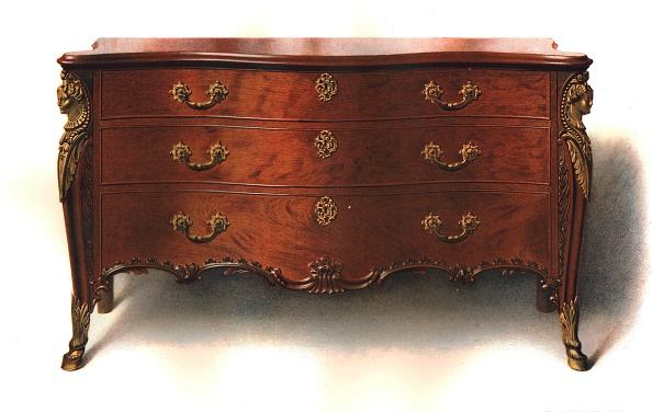 Furniture「Mahogany Commode」:写真・画像(8)[壁紙.com]