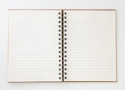 Diary「notebook」:スマホ壁紙(15)