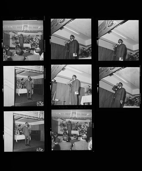 Black History in the UK「Malcolm X Speaking In UK」:写真・画像(11)[壁紙.com]
