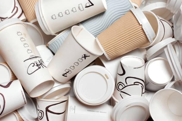UNRECYCLABLE TAKEAWAY COFFEE CUPS:スマホ壁紙(壁紙.com)