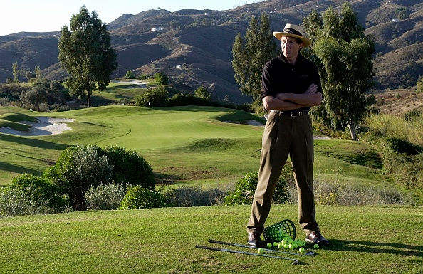 Mijas「DAVID LEADBETTER ON COURSE PORTRAIT」:写真・画像(4)[壁紙.com]