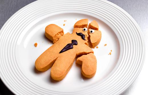 Gingerbread Cookie「NERVOUS BREAKDOWN」:スマホ壁紙(6)