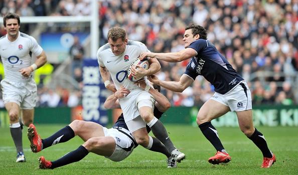 Patriotism「Six Nations Rugby Union England v Scotland at Twickenham 2011」:写真・画像(11)[壁紙.com]