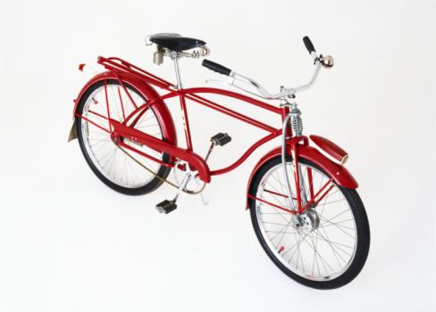 The Past「RED 1950'S BIKE」:スマホ壁紙(0)