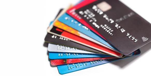 Recession「PILE OF CREDIT CARDS」:スマホ壁紙(5)