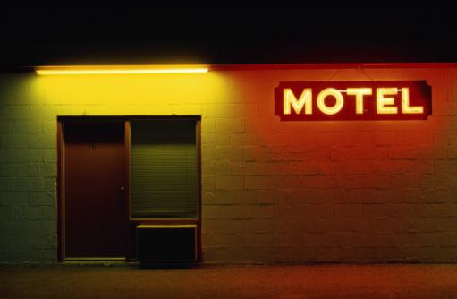 Motel「NEON MOTEL SIGN」:スマホ壁紙(14)