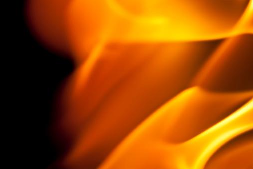 Inferno「fire burning, flames on black background」:スマホ壁紙(3)
