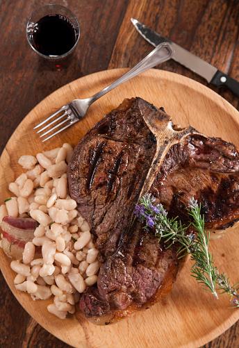Porterhouse Steak「FLORENTINE STEAK -BISTECCA ALLA FIORENTINA」:スマホ壁紙(18)