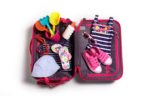 Flip-Flop「CHILDS PACKED CASE FOR VACATION」:スマホ壁紙(12)