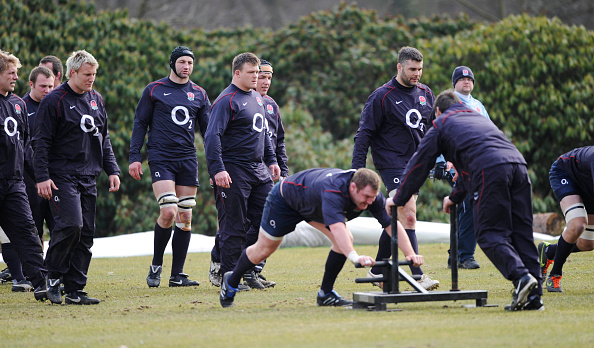 Pennyhill Park Hotel「England Rugby Union team training at Pennyhill Park 2010」:写真・画像(8)[壁紙.com]