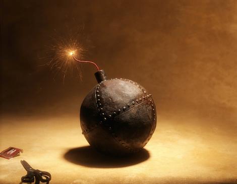 Bomb「LIT TIME BOMB」:スマホ壁紙(4)