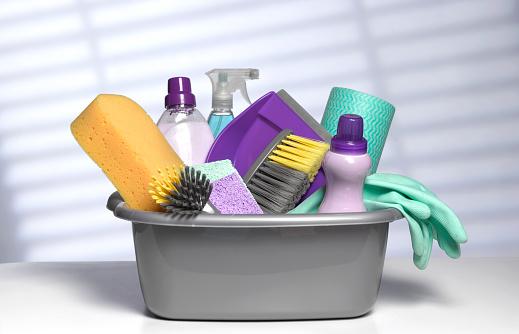 Chemical「PREPARING TO SPRING CLEAN」:スマホ壁紙(11)