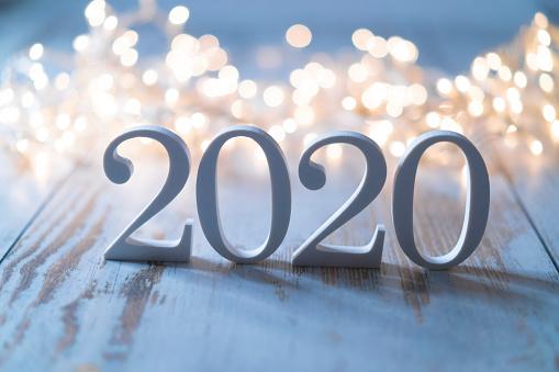 New Year's Eve「2020」:スマホ壁紙(8)