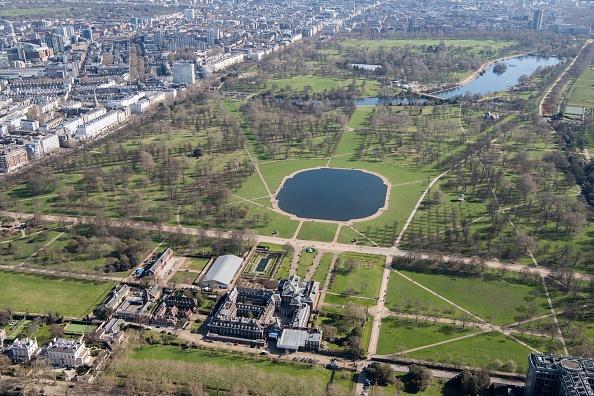 Kensington Palace「Kensington Palace And Kensington Gardens」:写真・画像(4)[壁紙.com]