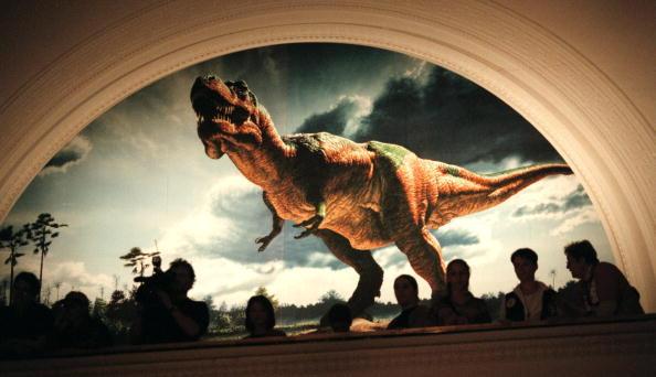 Dinosaur「TYRANNOSAURUS REX SUE UNVEILED IN CHICAGO」:写真・画像(19)[壁紙.com]