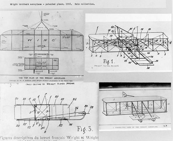 Plan - Document「Wright brothers plane」:写真・画像(8)[壁紙.com]