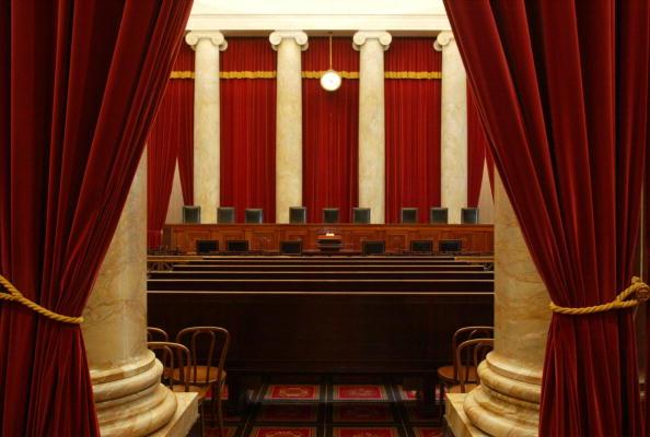 US Supreme Court Building「U.S. Supreme Court Undergoes Modernization Project」:写真・画像(10)[壁紙.com]