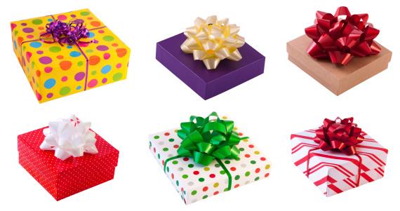 Christmas Paper「Gifts - XXXL」:スマホ壁紙(17)