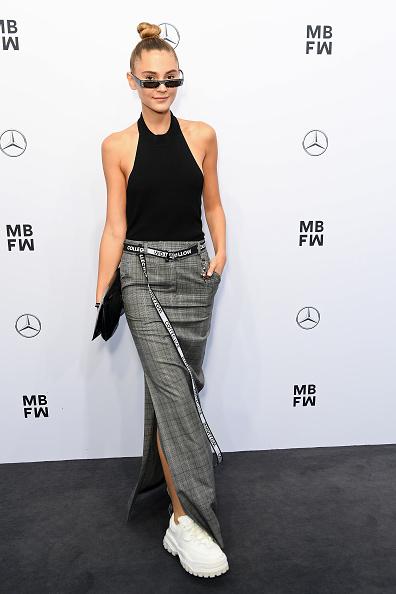 White Shoe「Mercedes-Benz Presents Botter - Arrivals - Berlin Fashion Week Spring/Summer 2019」:写真・画像(15)[壁紙.com]