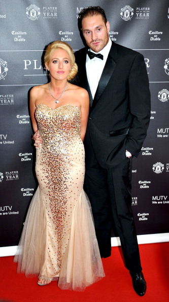 Tyson Fury「Manchester United Football Club Player Of The Year Awards - Red Carpet Arrivals」:写真・画像(1)[壁紙.com]