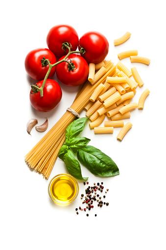 Recipe「Ingredients for cooking Italian pasta」:スマホ壁紙(1)