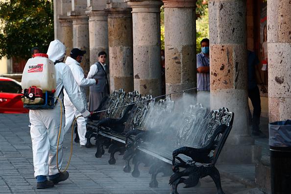 Zapopan「Coronavirus Outbreak In Mexico」:写真・画像(19)[壁紙.com]