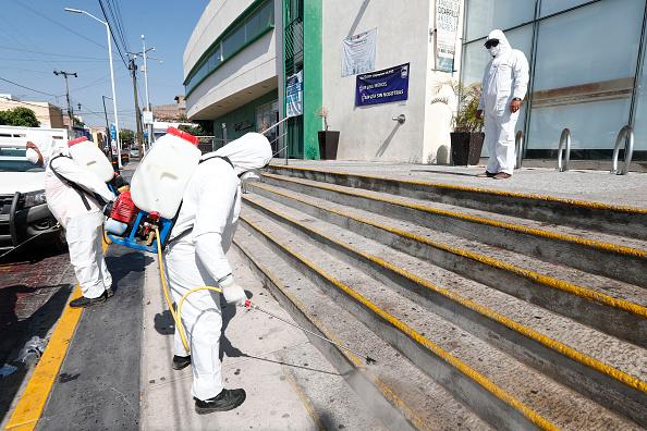 Zapopan「Coronavirus Outbreak In Mexico」:写真・画像(1)[壁紙.com]