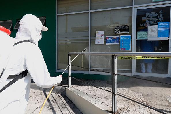 Zapopan「Coronavirus Outbreak In Mexico」:写真・画像(7)[壁紙.com]