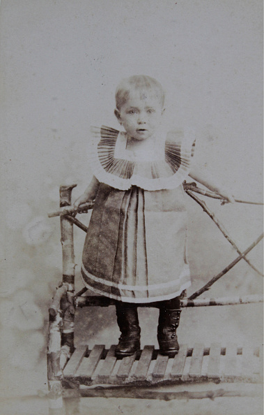 Bench「Approximately 2 Year Child Standing On A Birch Bank」:写真・画像(17)[壁紙.com]
