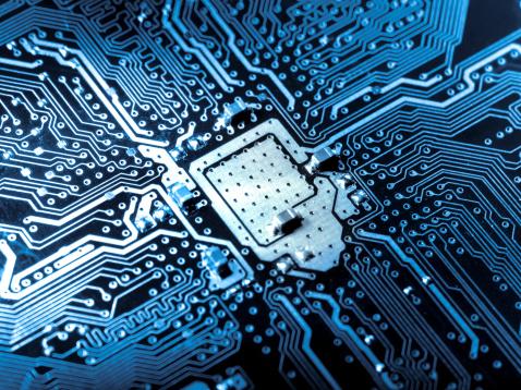 Electronics Industry「Computer circuit board」:スマホ壁紙(14)