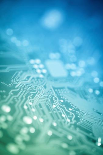 Computer Chip「Computer circuit board」:スマホ壁紙(3)