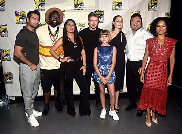 Comic-Con「Marvel Studios Hall H Panel」:写真・画像(9)[壁紙.com]