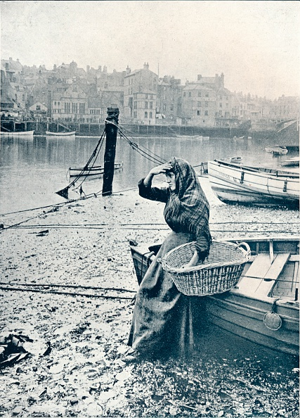 Fisherman「'The Fisherman's Lass', c1903」:写真・画像(3)[壁紙.com]