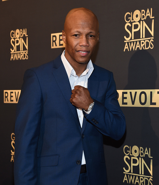 Zab Judah「5th Annual REVOLT Global Spin Awards」:写真・画像(6)[壁紙.com]