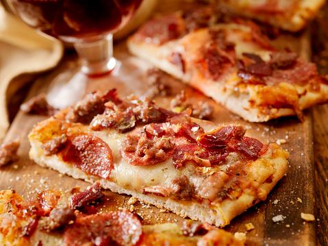 Square Shape「Flatbread Pizza」:スマホ壁紙(17)