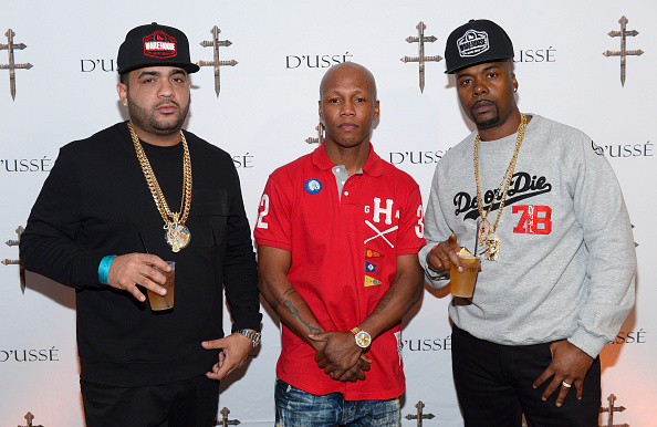 Zab Judah「D'USSE Lounge At Kovalev vs. Ward」:写真・画像(5)[壁紙.com]