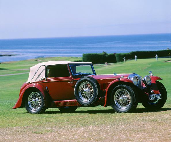 Grass「1934 Invicta 4.5 litre Type S Salmons body」:写真・画像(19)[壁紙.com]