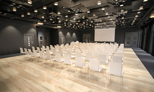 Projection Equipment「Conference hall」:スマホ壁紙(7)