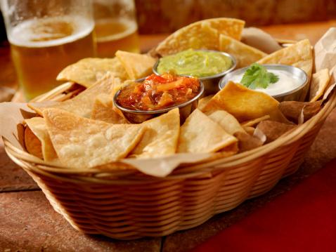 Taco「Tortilla Chips with Salsa」:スマホ壁紙(6)