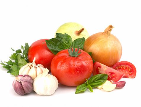 Onion「Collection of fresh vegetables」:スマホ壁紙(15)