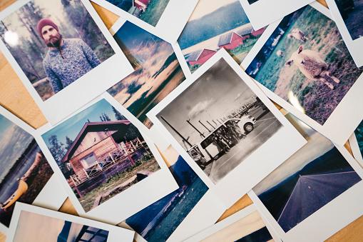 Beard「Collection of travel instant photos」:スマホ壁紙(7)