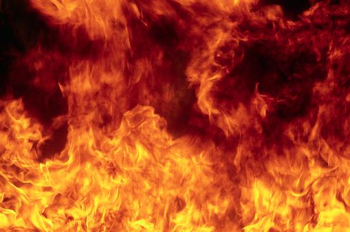 Chaos「Flames Burning」:スマホ壁紙(7)