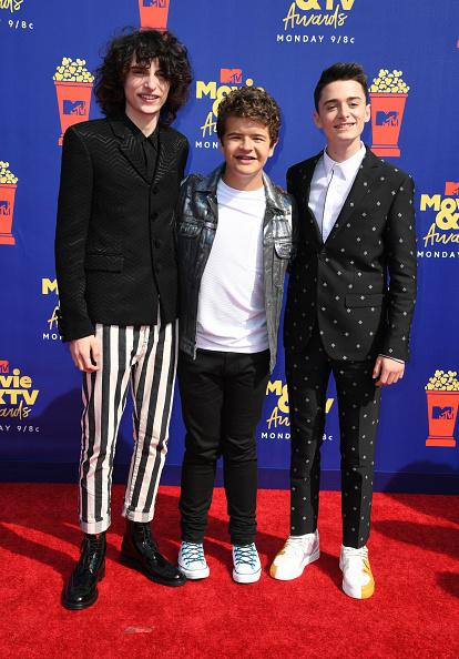 Noah Schnapp「2019 MTV Movie And TV Awards - Arrivals」:写真・画像(6)[壁紙.com]