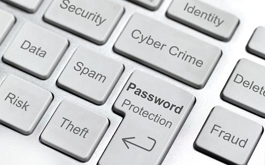 Complexity「Cyber crime computer keyboard」:スマホ壁紙(11)