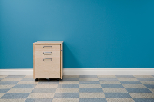 Drawer「Office Space With File Cabinets」:スマホ壁紙(8)
