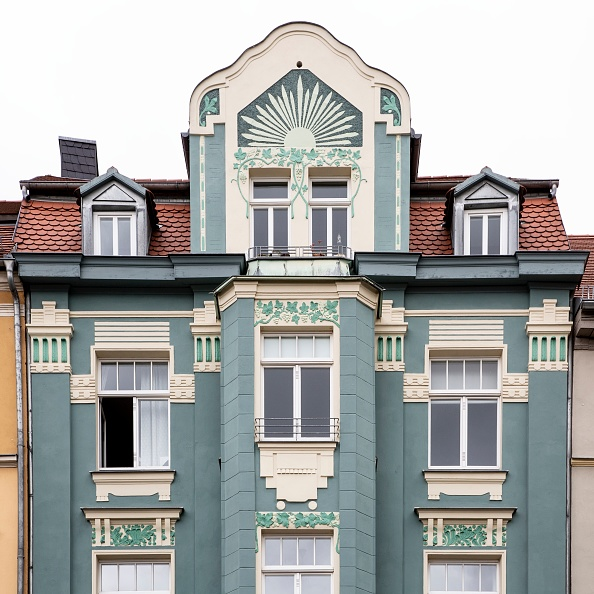 Architecture「Jugenstil House」:写真・画像(7)[壁紙.com]