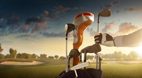 Sand Trap「Golf: Golf course」:スマホ壁紙(3)