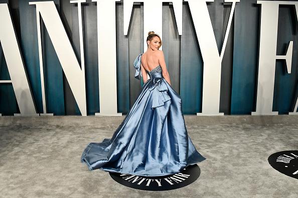 Candice Swanepoel「2020 Vanity Fair Oscar Party Hosted By Radhika Jones - Arrivals」:写真・画像(14)[壁紙.com]