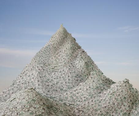 Heap「A Mountain of money」:スマホ壁紙(4)