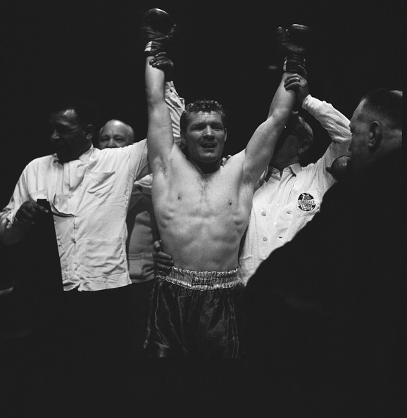 Black History in the UK「Mick Leahy become British Champion」:写真・画像(9)[壁紙.com]